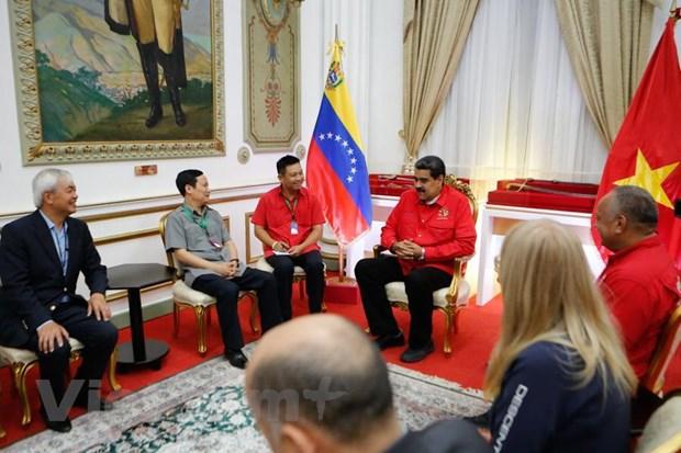 Venezuela đánh giá cao vai trò, vị thế của Đảng Cộng sản Việt Nam