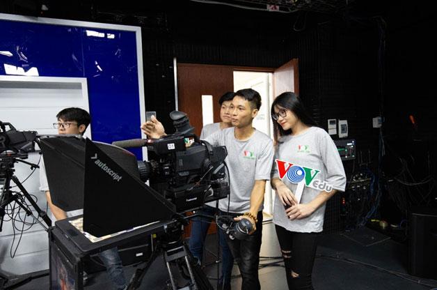 Trường Cao đẳng Phát thanh - Truyền hình I xét tuyển dựa vào học bạ THPT