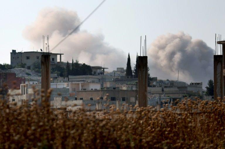 Syria: Hơn 100 binh sĩ thiệt mạng trong các cuộc đụng độ
