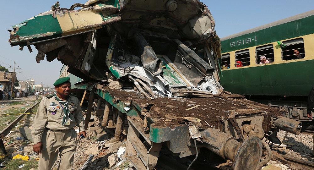 Pakistan: Tai nạn đường sắt nghiêm trọng khiến gần 80 người thương vong
