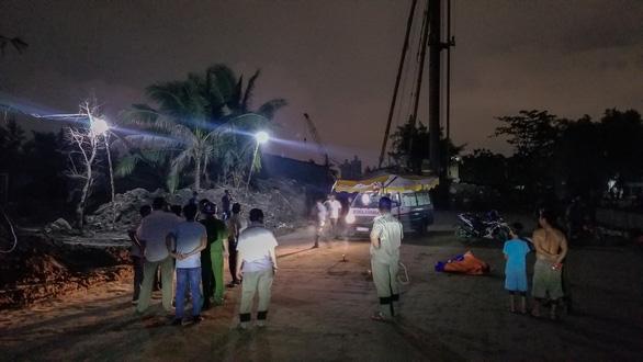 Kiểm tra thông tin phản ánh về vụ tai nạn tại TP Hồ Chí Minh