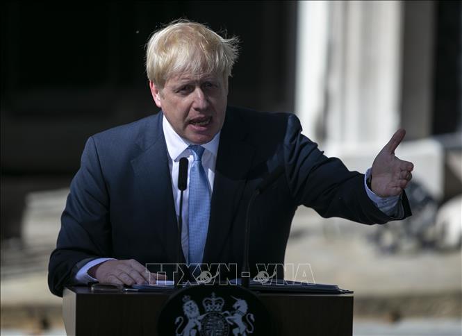 Vấn đề Brexit: Tân Thủ tướng Anh nêu trở ngại lớn nhất