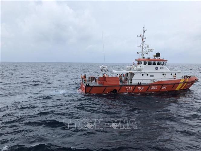 Vụ 9 ngư dân tàu cá NA 95899 TS mất tích: Phát hiện một phần thi thể gần khu vực tàu chìm