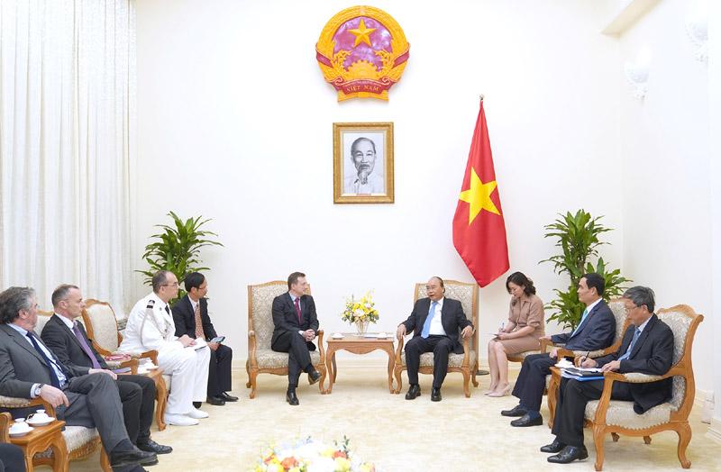 Việt Nam là đối tác quan trọng của Pháp tại khu vực