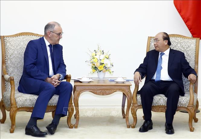 Thúc đẩy hơn nữa đầu tư từ Thụy Sỹ vào Việt Nam