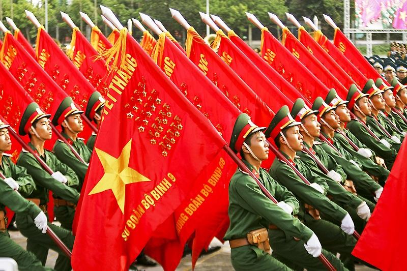 45 năm bản hùng ca Binh đoàn Cửu Long - Quân đoàn 4 anh hùng