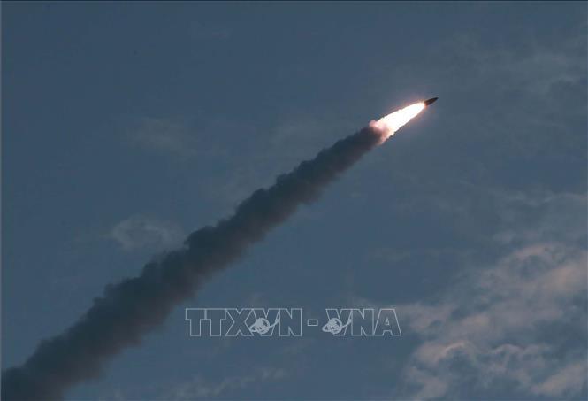 Pháp lên án các vụ phóng thử vũ khí mới của Triều Tiên
