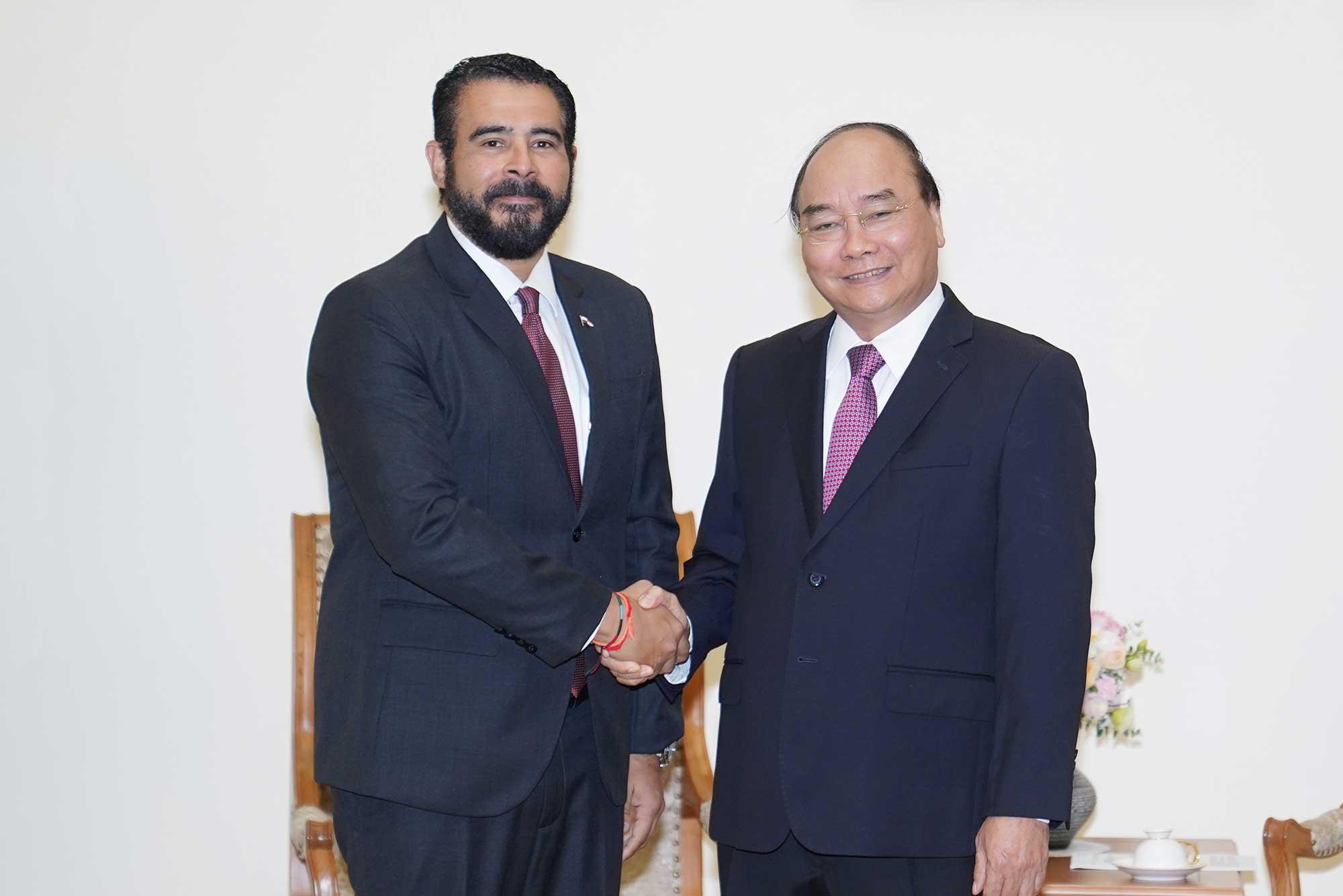 Quan hệ Việt Nam-Panama phát triển tích cực