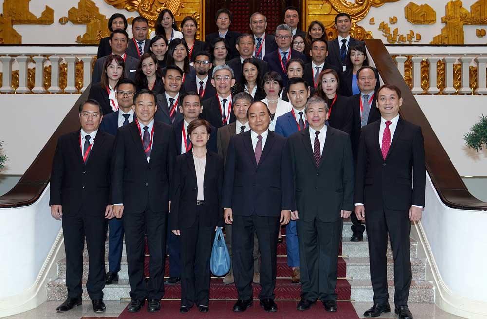 Việt Nam đánh giá cao các hoạt động đầu tư kinh doanh của doanh nghiệp Singapore