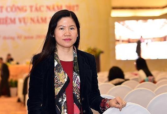 Đồng chí Mai Thị Thu Vân giữ chức vụ Phó Chủ nhiệm Văn phòng Chính phủ