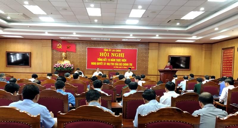 Phát triển Lai Châu thành vùng đất đáng sống