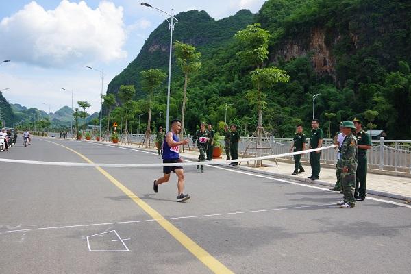 Hội thao Thể dục thể thao Bộ đội Biên phòng Sơn La