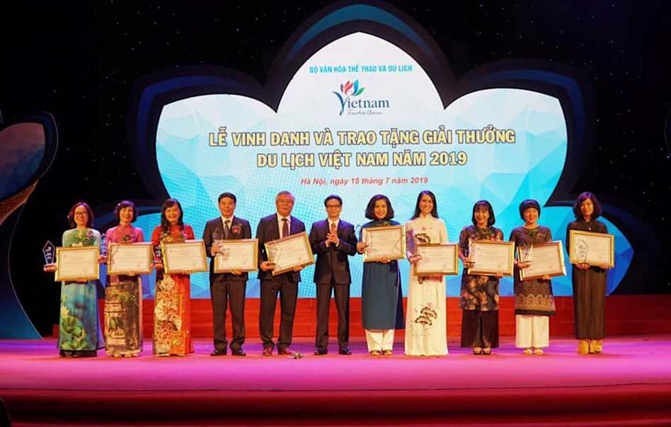 Vinh danh các doanh nghiệp du lịch hàng đầu Việt Nam 2019