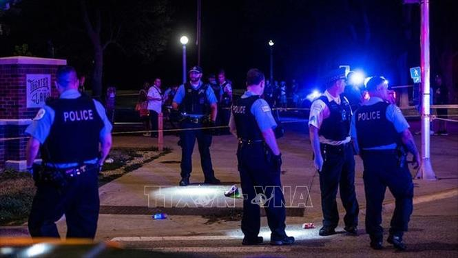 Bốn vụ xả súng trong một ngày, 21 người thương vong tại Mỹ