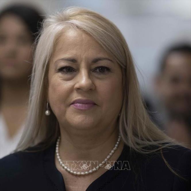 Puerto Rico có lãnh đạo mới