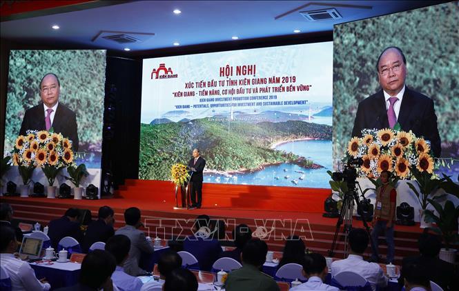 Thủ tướng: Kiên Giang không được phá vỡ môi trường vì tầm nhìn ngắn hạn    🎥