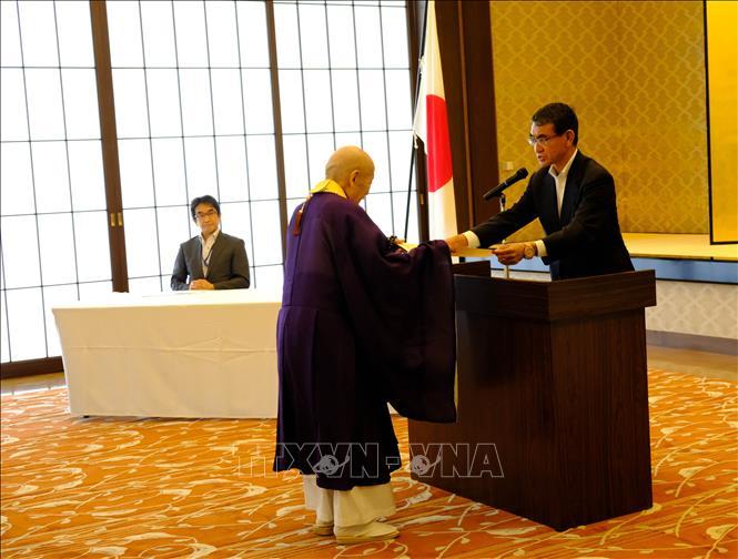 Vinh danh cá nhân, tổ chức góp phần thúc đẩy quan hệ Việt- Nhật