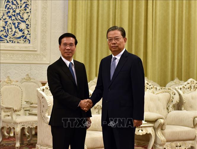 Hội thảo lý luận lần thứ XV giữa 2 Đảng Cộng sản Việt Nam và Trung Quốc