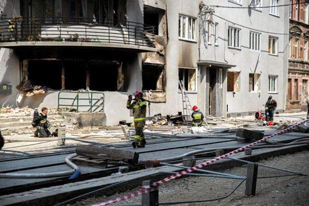 Nổ tại Ba Lan và Nhật Bản gây nhiều thương vong