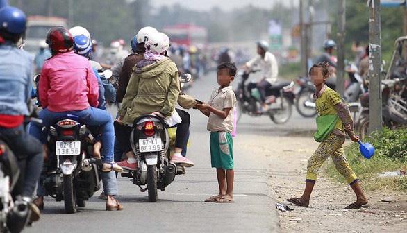 TP.Hồ Chí Minh khuyến nghị không nên cho tiền người ăn xin