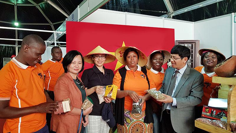 Quảng bá, giới thiệu sản phẩm của Việt Nam tại Mozambique