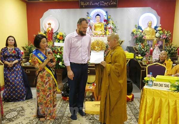 Sự lan tỏa văn hóa tâm linh Phật giáo