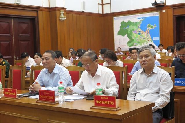 Đà Nẵng: Sơ kết công tác nội chính và phòng, chống tham nhũng 6 tháng đầu năm