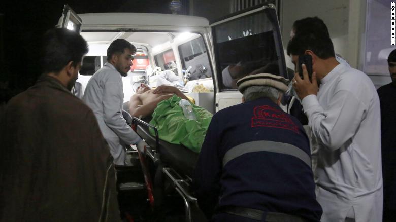 IS nhận trách nhiệm thực hiện vụ tấn công đẫm máu tại Afghanistan
