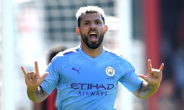 Man City trở lại đường đua vô địch