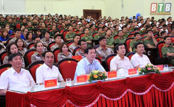 Thái Bình: Học chuyên đề toàn tỉnh về 50 năm thực hiện Di chúc của Bác