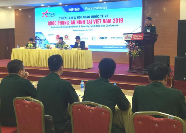 Triển lãm, hội thảo quốc tế về quốc phòng, an ninh sẽ diễn ra tại Hà Nội