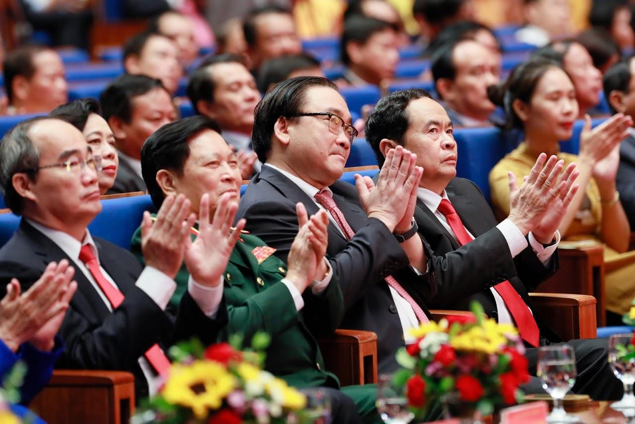 Kỷ niệm trọng thể 50 năm thực hiện Di chúc của Chủ tịch Hồ Chí Minh