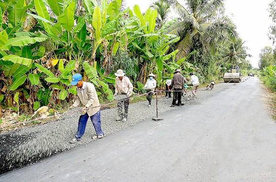 Cà Mau: Nông thôn mới là tiêu chí quan trọng đánh giá cán bộ hằng năm