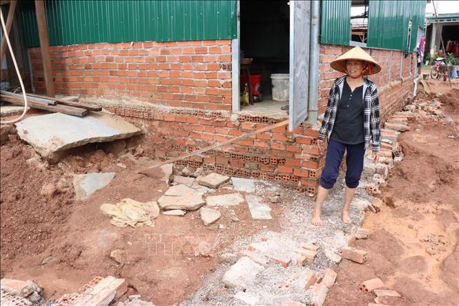 Đắk Lắk khẩn trương khắc phục hậu quả mưa lũ