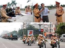 Mở các cao điểm bảo đảm trật tự an toàn giao thông
