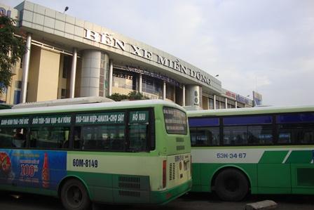 TP Hồ Chí Minh: Đơn vị vận tải tăng không quá 40% giá vé trong dịp Quốc khánh