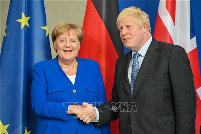 Hội nghị thượng đỉnh G7: Anh nêu điều kiện thanh toán
