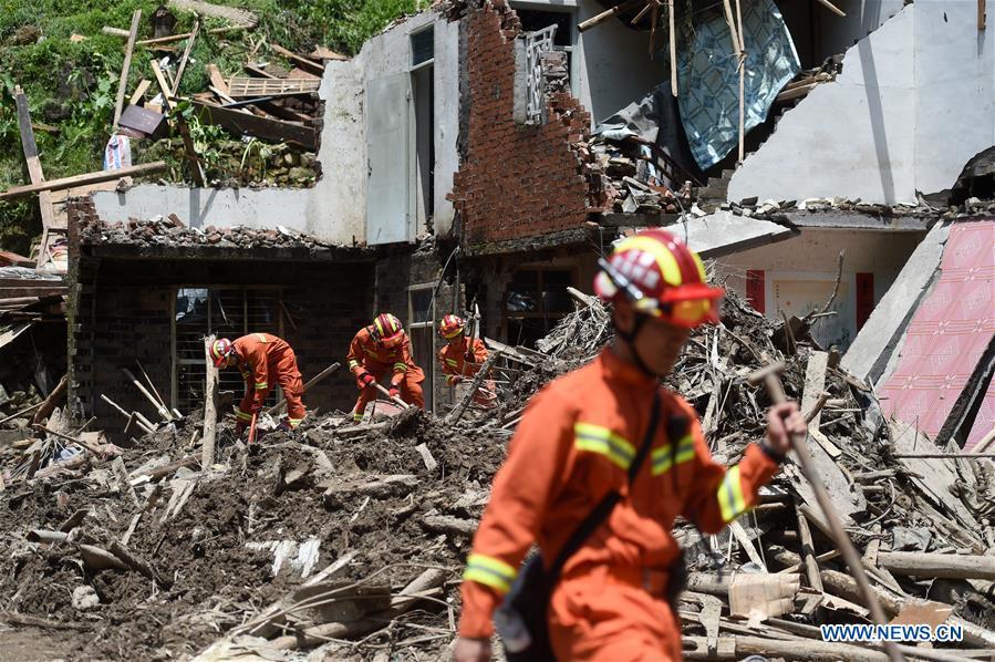 Trung Quốc: 49 người thiệt mạng và 21 người mất tích do bão Lekima