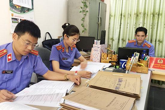 Tăng cường kỷ cương, kỷ luật, trách nhiệm thực thi công vụ trong ngành Kiểm sát nhân dân