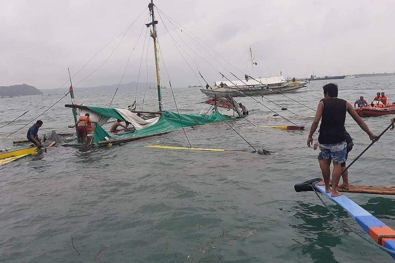 Chìm phà làm ít nhất 31 người thiệt mạng