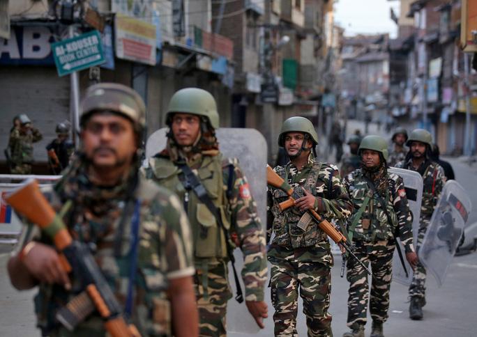 Thế giới tuần qua: Ấn Độ, Pakistan lại căng thẳng về Kashmir
