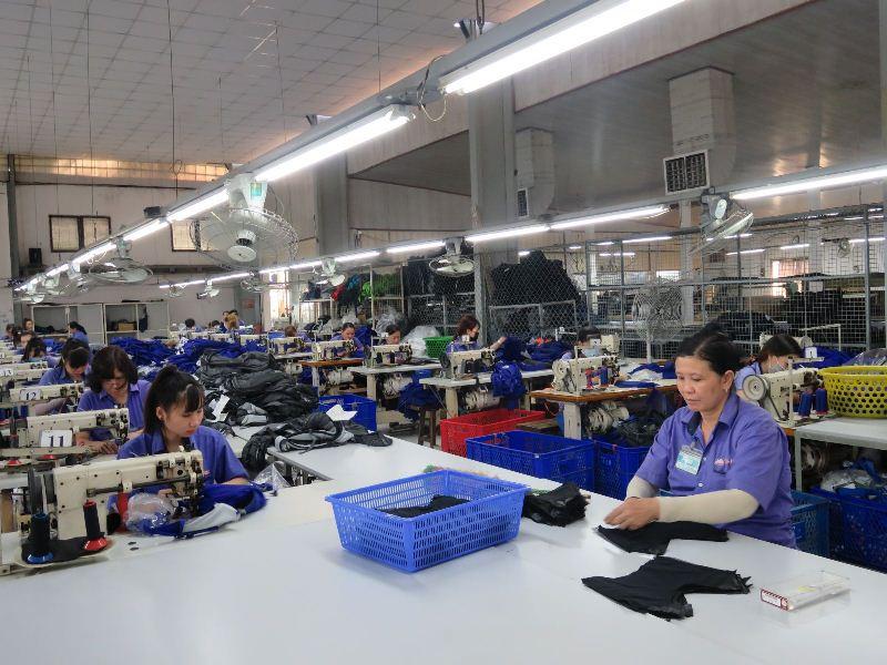 Long An: Các DN khu công nghiệp tạo việc làm cho gần 14 vạn lao động