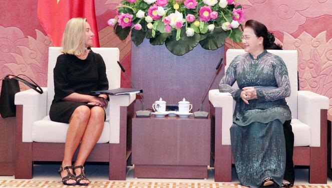 Những bước tiến mới trong quan hệ Việt Nam – EU