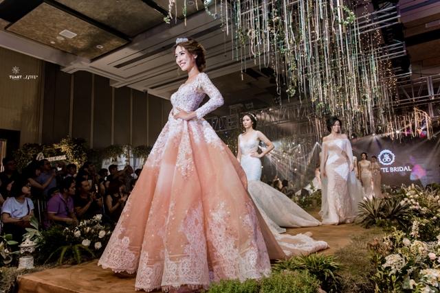 Nhiều hoạt động hấp dẫn tại Triển lãm cưới HWP 2019