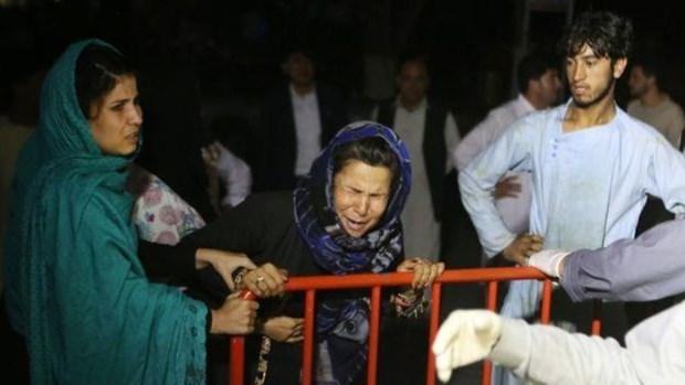 Hơn 240 người thương vong vì đánh bom liều chết tại đám cưới ở Afghanistan: