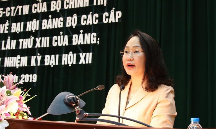 Lạng Sơn: Đổi mới công tác xây dựng Đảng trong tư duy và hành động