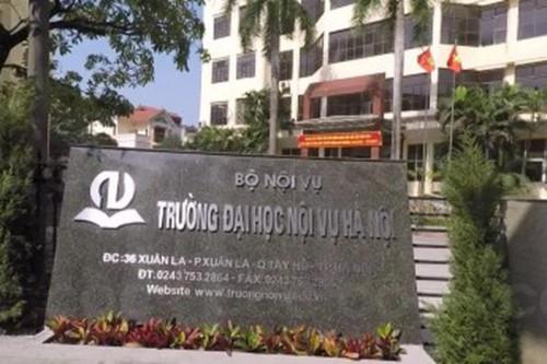 Điểm chuẩn Trường ĐH Nội Vụ Hà Nội tăng từ 0,5 đến 1,5 điểm 🎥