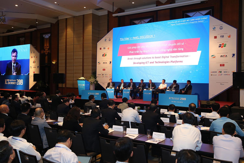 Chuyển đổi số mở ra cơ hội lớn cho Việt Nam