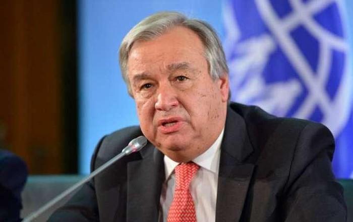 """Tổng Thư ký LHQ kêu gọi Ấn Độ, Pakistan """"kiềm chế tối đa"""" về vấn đề Kashmir"""