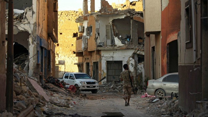 Liên hợp quốc thúc đẩy lệnh ngừng bắn vĩnh viễn tại Libya